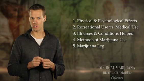 Medical Marijuana_Objectives